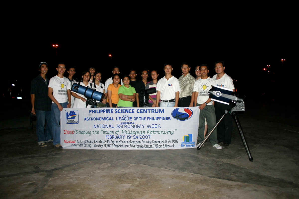 Welcome to the official website of the Astronomical League