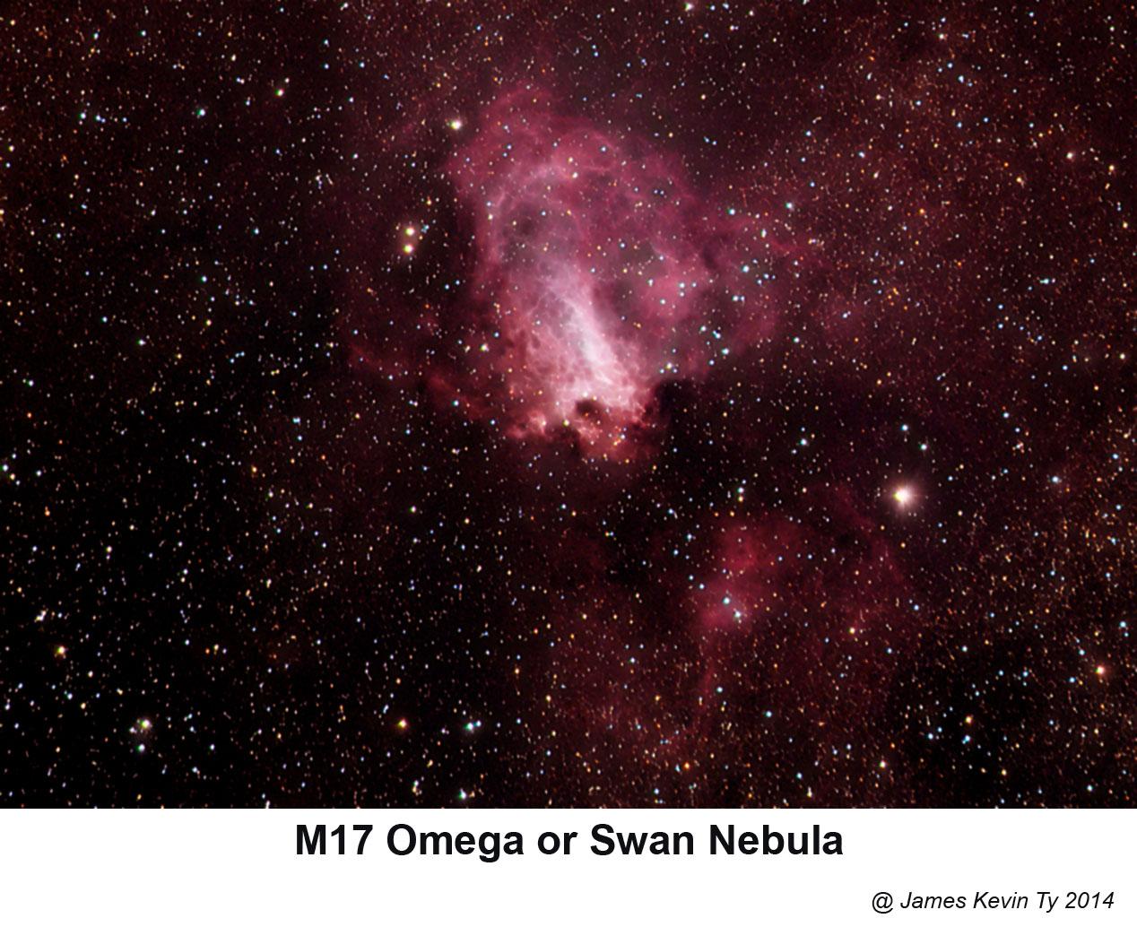 founder of omega swan nebula - photo #9